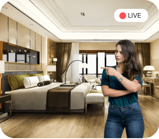 Live Streaming commerce for Travel, Tourism & Hospitality Industry